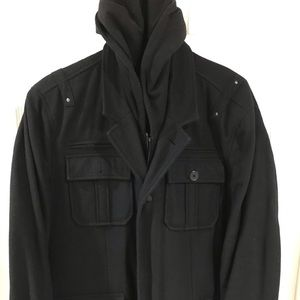 Structure - Coat with thermal lining